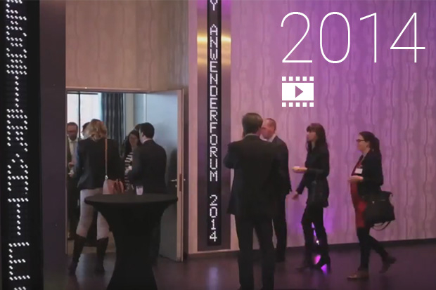 Titelbild Anwenderforum 2014 Video